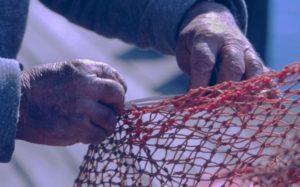 Jueves Santo, tejer redes