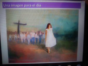 Sábado Santo. MARÍA, CAMINA CON NOSOTROS