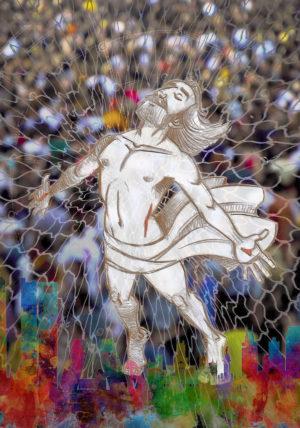 Domingo de Resurrección. VIVIR ENREDADOS